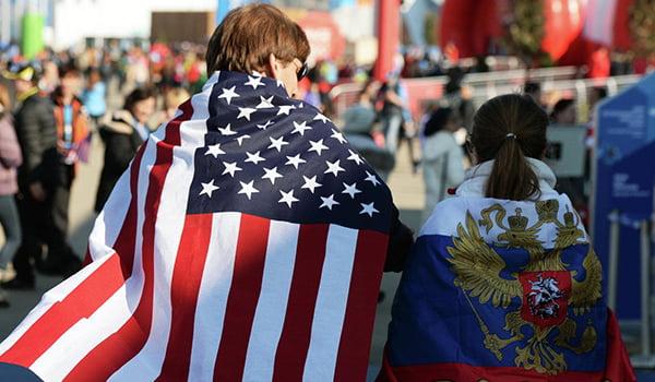 Отличия США от России